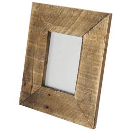 cadre en bois utilisation