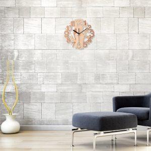 Horloge en bois Murale Giftgarden B6018UK