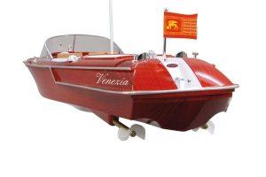 Bateau radiocommandé en bois Jamara - 040390 - Venezia