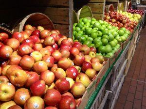 caisses à pommes en bois présentation
