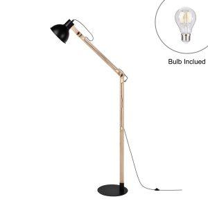 lampe de bureau en bois de Viugreum